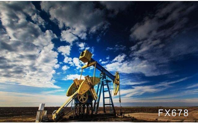 风险偏好改善EIA成品油库存下降美油涨超4%升上70关口